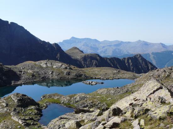 Lacs de Ténibre - Mercantour- 2009