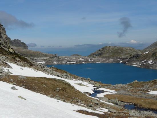 Lac Cottepens et refuge des 7 Laux-Isère-2009