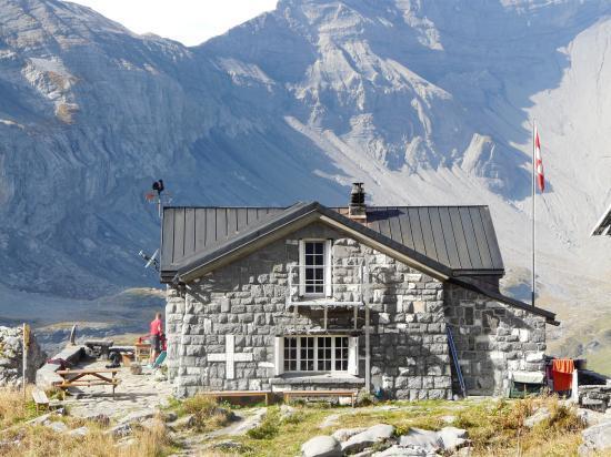 cabane de Susanfe-Valais Suisse-2009