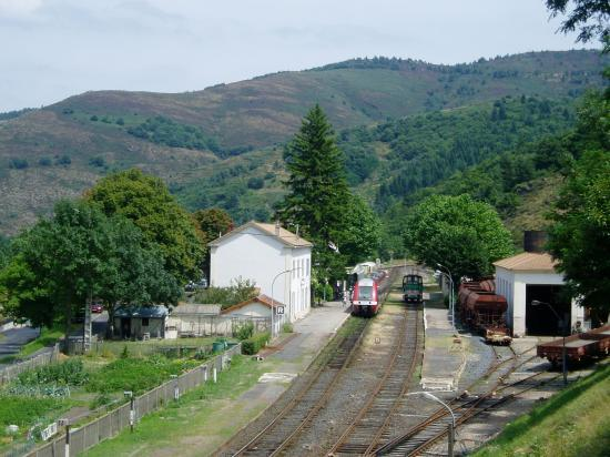 Gare de Villefort