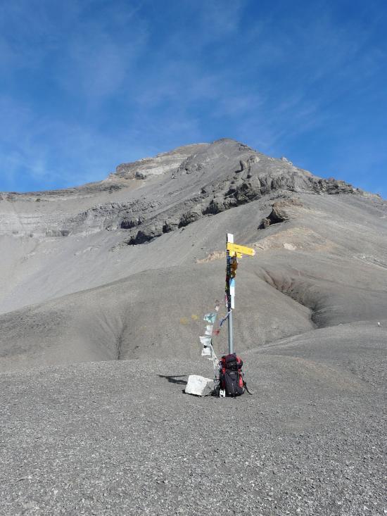 Col de Susanfe et haute cime-Suisse 2009