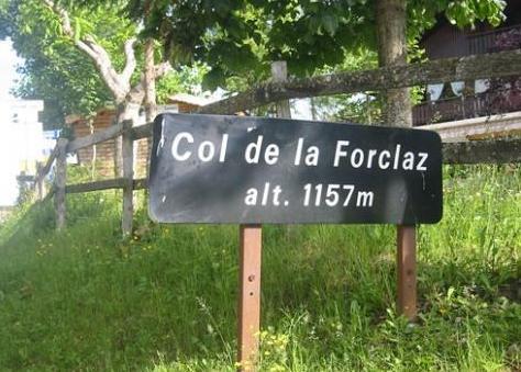Col de la Forclaz depuis Vésonnes (74)