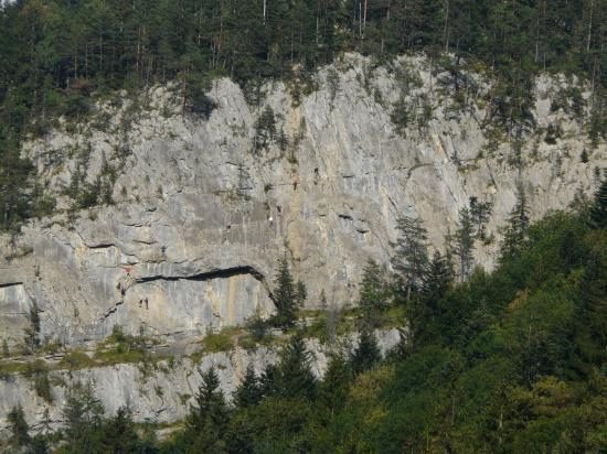 Via deChampéry-Suisse-2009 - les grandes dalles