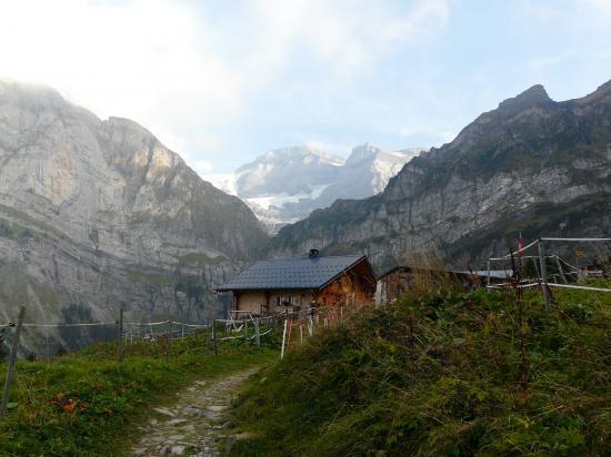 Chalet Bonnavau, le Ruan et ses glaciers