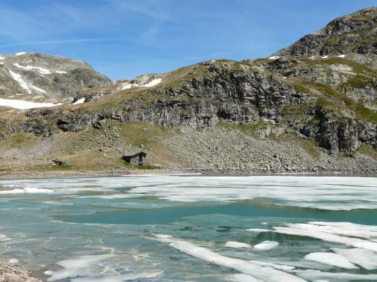 Lac de la Corne -7 Laux-Belledonne-Isère-2009