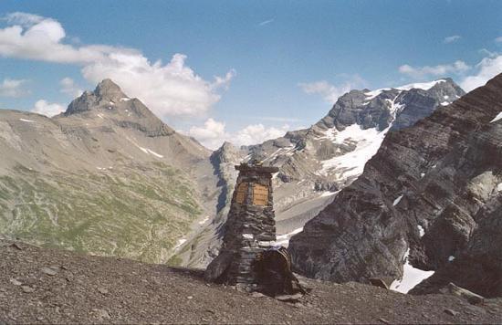 Col des Ottans - Susanfe et haute cime - 2005