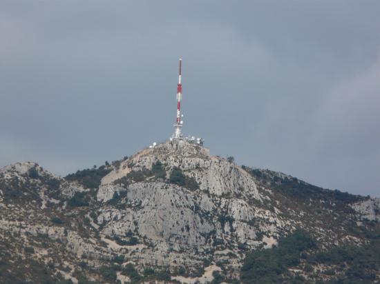 Le mont Saint Baudille