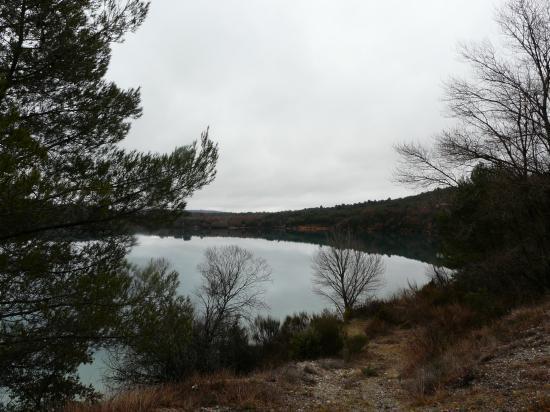 lac de Montpezat