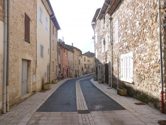 village de Baudinard