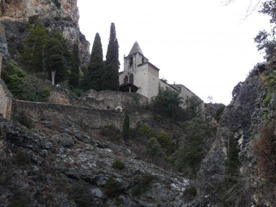 La  chapelle Notre Dame de Beauvoir