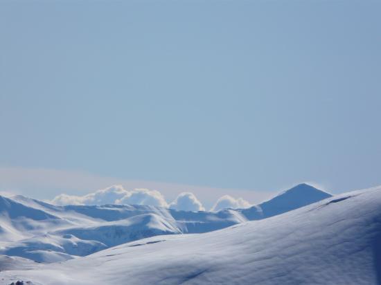 Ski à la station des Orres