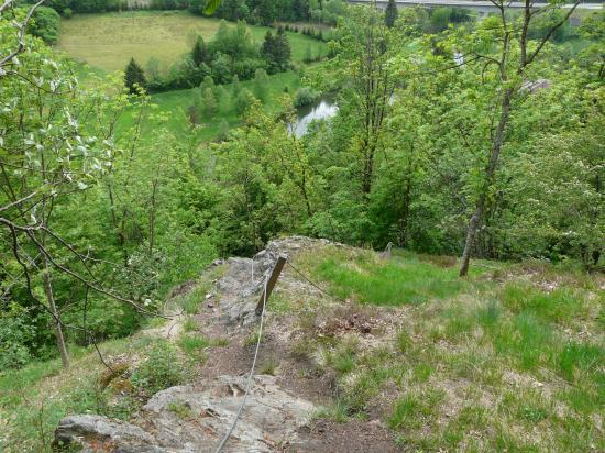 la via et les sources de la Moselle