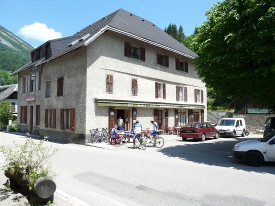 L' ancienne colo UFOVAL 54 de Saint Pierre d' Entremont
