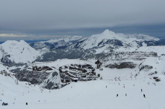 Ski à Avoriaz