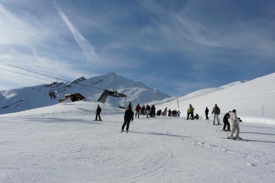 ski aux Karellis