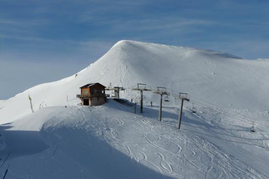 station des Karelis (savoie)