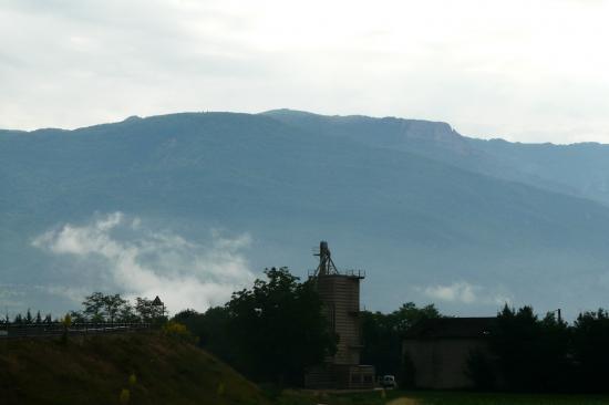 le massif du Grand Colombier