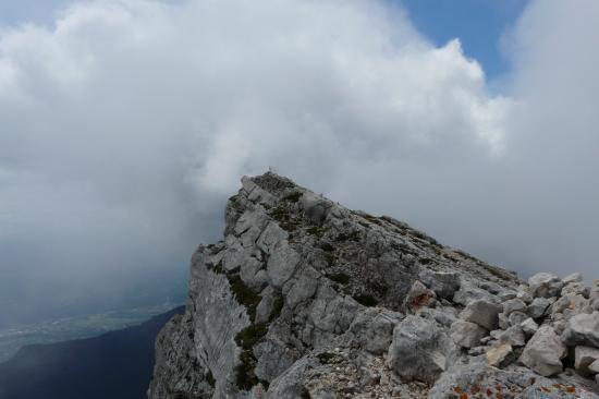 le sommet de chamechaude