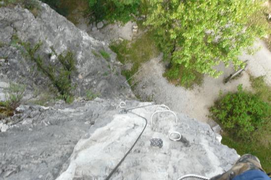 première longueur dans la première partie de la bastille