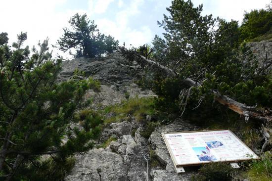 derniers tronçons via alpe du grand Serre