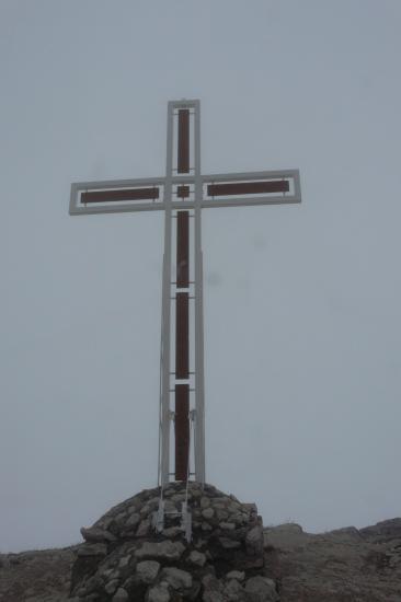 la croix de la dent de Crolles