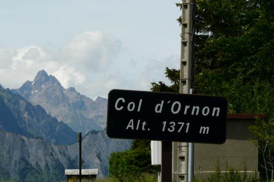 Col d' Ornon à vélo