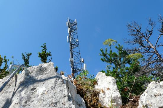 Site des rochers de Roqueprins - via ferrata de la Canourgue