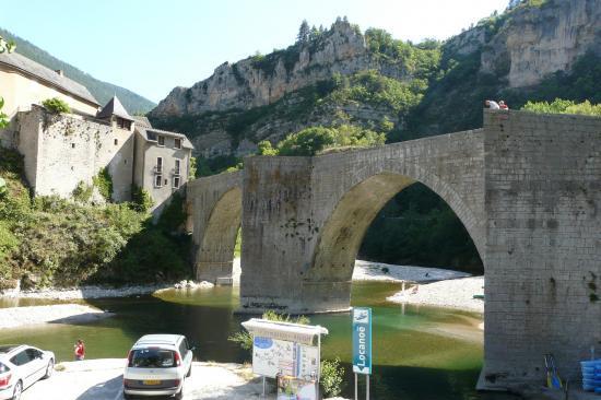 Pont sur le Tarn - Ste Enimie