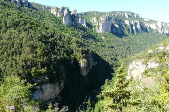 Gorges de la Jonte (lozère)