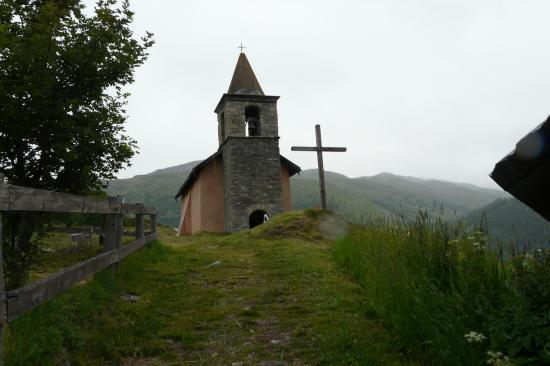 Poingt Ravier, sa chapelle