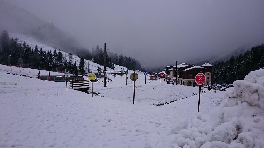 Station de ski de La Bresse Hohneck, retour au point de départ !
