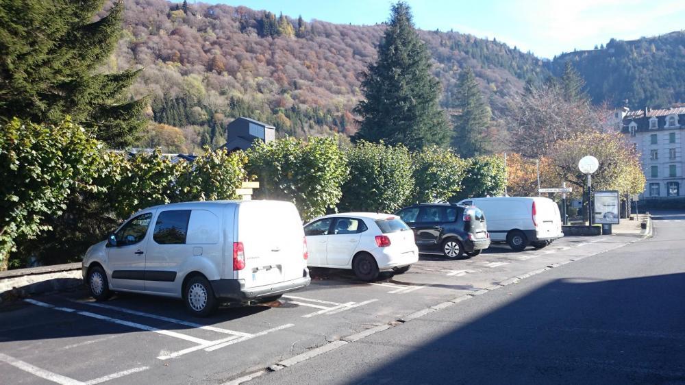Parking de nuit à Le Mont Dore