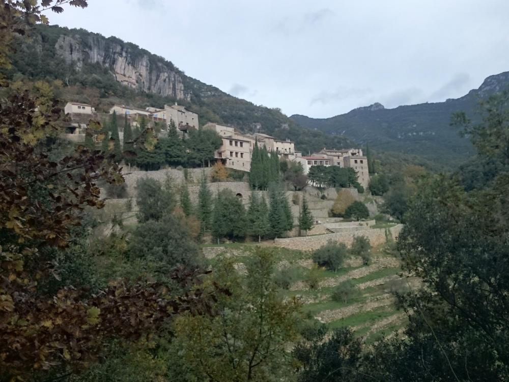 le hameau de Beauquinès