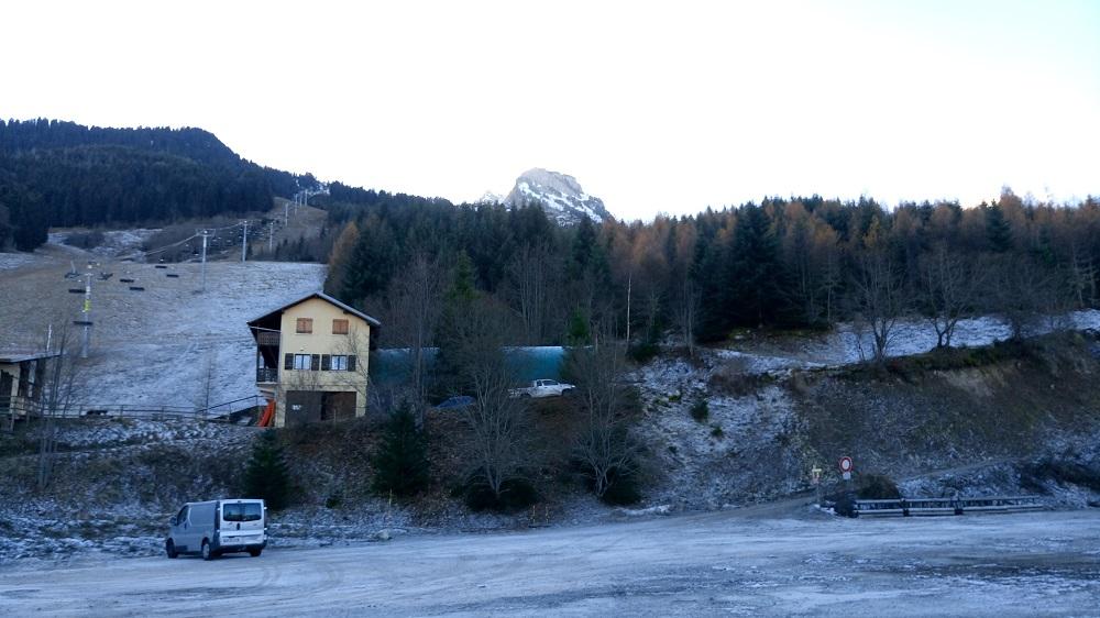 Station de ski de la sambuy (74)