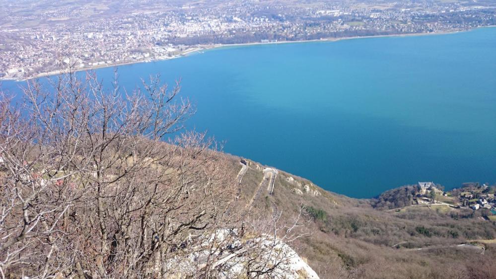 le lac du Bouget