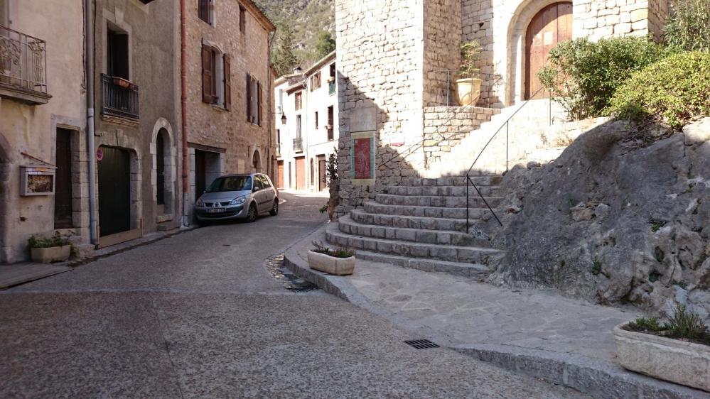 St Guilhem le Désert