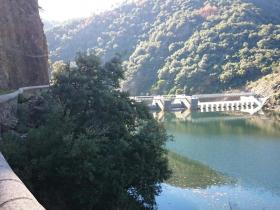 Barrage hydro électrique