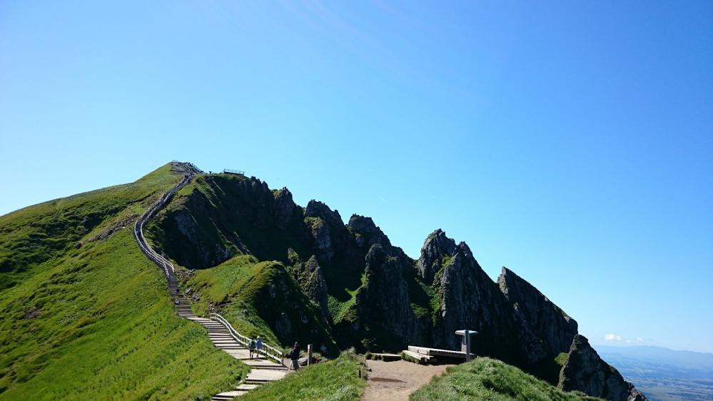 Bienvenue au Puy de Sancy !