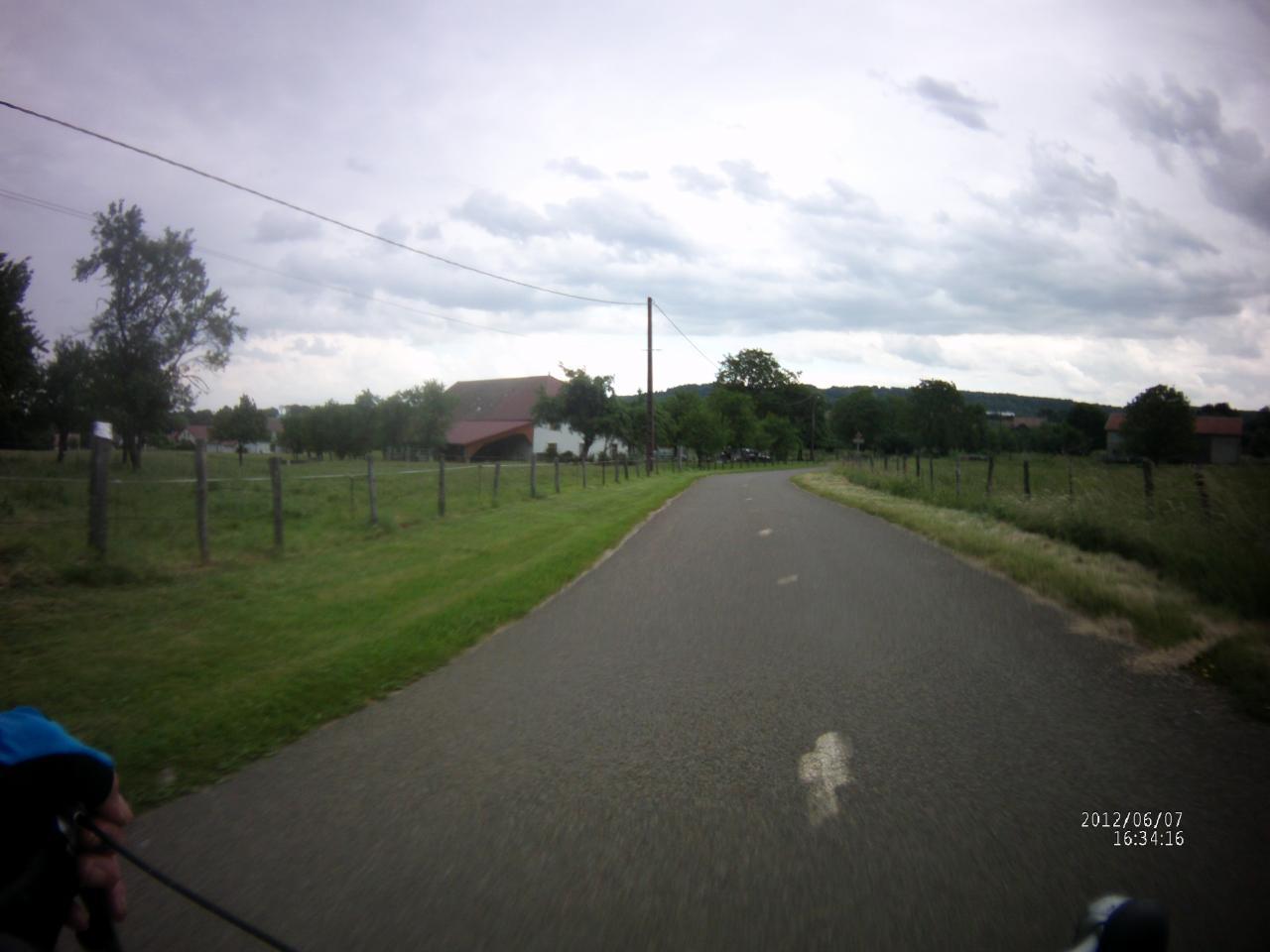 Surnla route de Lanans