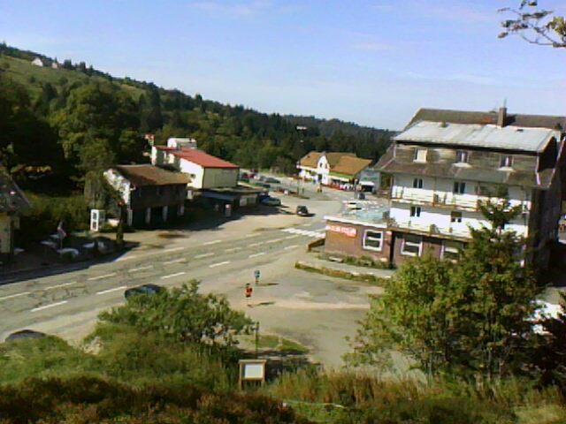 col de la Schlucht (Vosges)