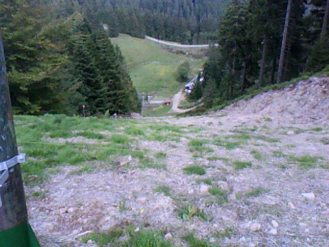 paysage buccolique sous les rochers du Tanet (Vosges)