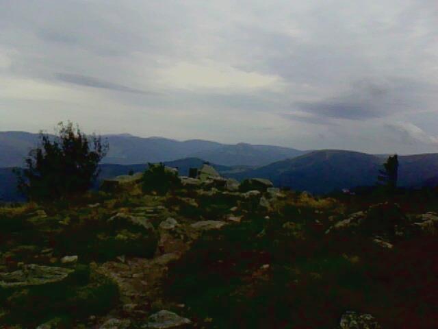 Le temps se gâte sur les crêtes des Vosges !