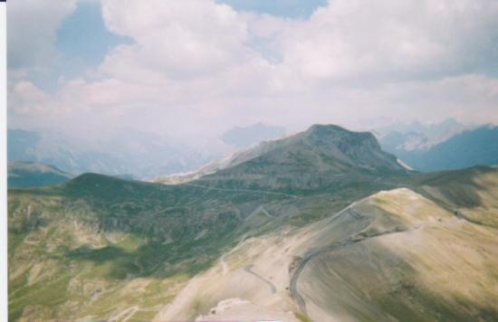 Col de la Bonette - juillet 2003