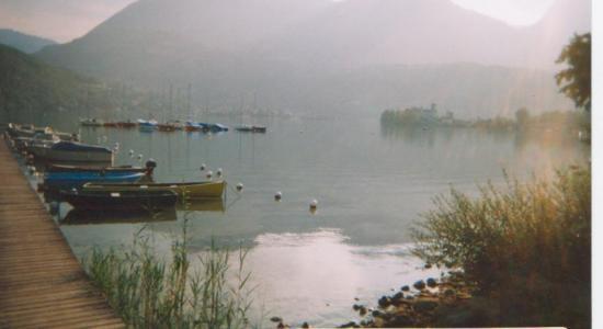lac d 'Annecy-juillet 2003