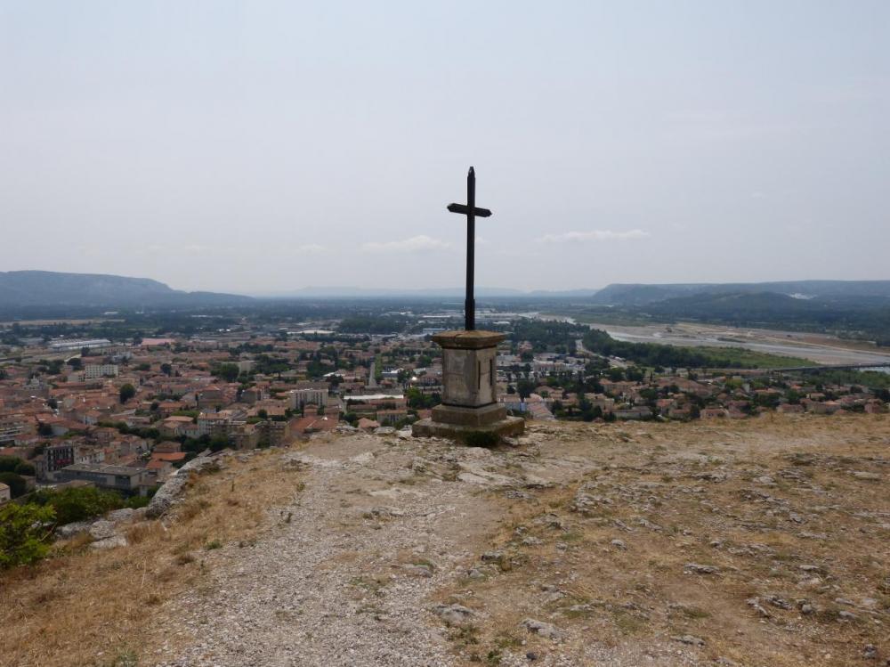 la croix première étape !