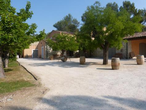 Domaine Haut Lirou - Jean pierre Rambier