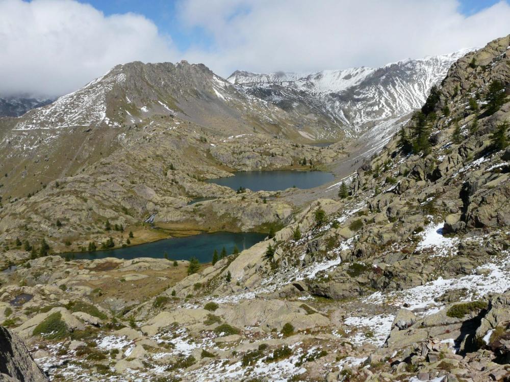 Les lacs des vens