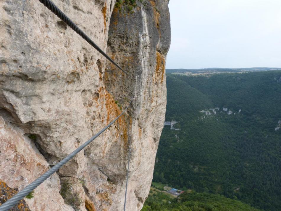 via du Boffi, deuxième pont de singe