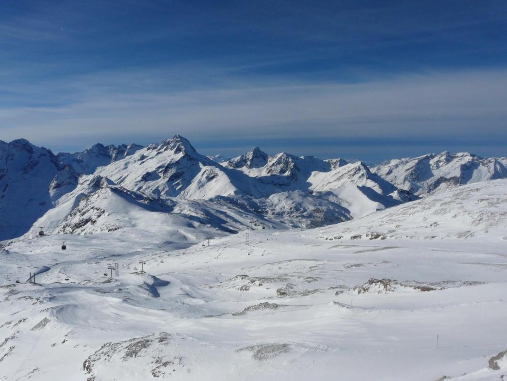 Belle descente en perspective aux 2 Alpes !