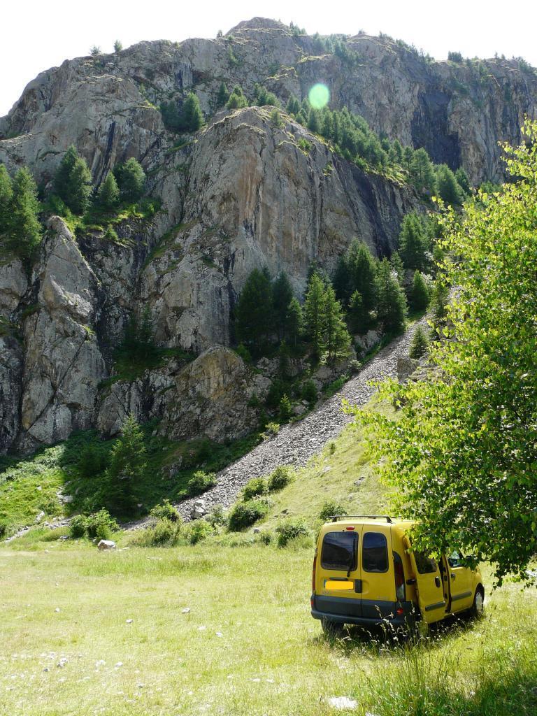 Via ferrata de l' Arsine à Villar d'Arène (Hautes Alpes)